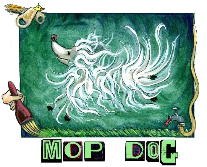 New Mop Dog Image